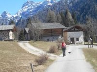 Alpi Feltrine: Rif. Caltena