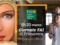 Giornata FAI 2016 - Programma definitivo