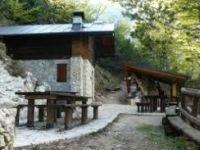 Monte Bondone: Baita SAT Ravina
