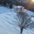 In vista dell'Albergo Forcelletto
